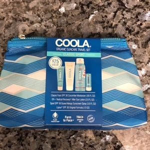COOLA Organic Suncare Travel Set - Classic Sport